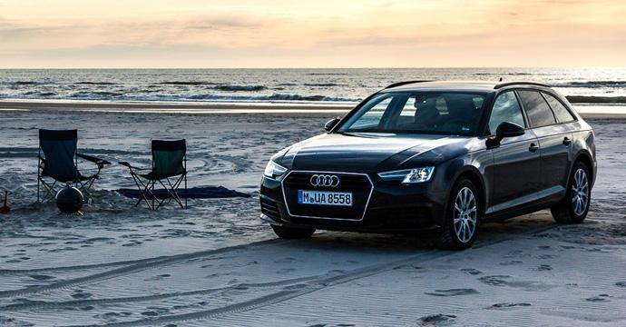 Erfahrung Des Monats Audi A4 Avant Von Sixt Präsentiert Von