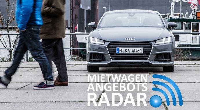 Angebots-Radar_Glücksauto bei Sixt - Valentinsrabatt bei Europcar - Meilen sammeln bei Hertz