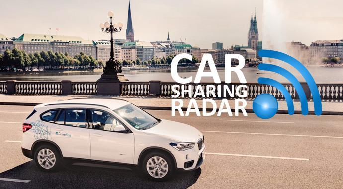 Carsharing als Zukunftsmodell innerhalb einer Verkehrsmittel-Mischnutzung - nicht als Ersatz für das Auto