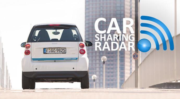 Fährt Carsharing ins nichts - ein Großteil der Autofahrer will nicht aus eigene Auto verzichten