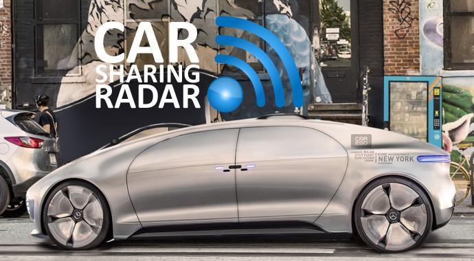 Carsharing-Radar 33.2017 - car2go wächst in Nordamerika um 44% und baut Weltmarktführerschaqft weiter aus