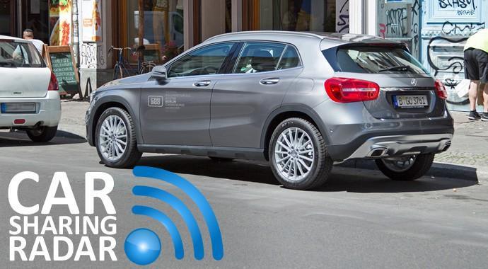 Daimler feiert in Berlin den 200.000 Kunden bei car2go und stellt proud to share als Werbekampagne vor