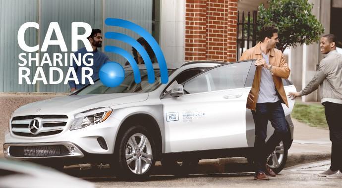 Carsharing-Radar - car2go stellt die USA-Flotten auf Fahrzeuge mit Verbrennungsmotoren um - sie kommen bei Kunden besser an als der Smart