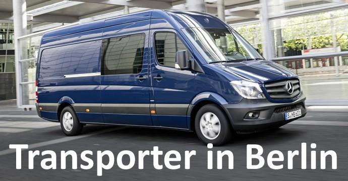 Transporter in Berlin mieten - Die Alternativen zu Sixt Hertz Avis Robben&Wientjes Buchbinder Starcar und Co