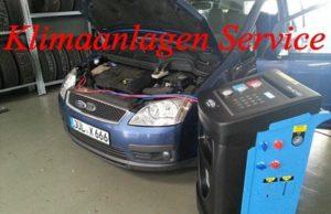 Autoklimaanlagenservice