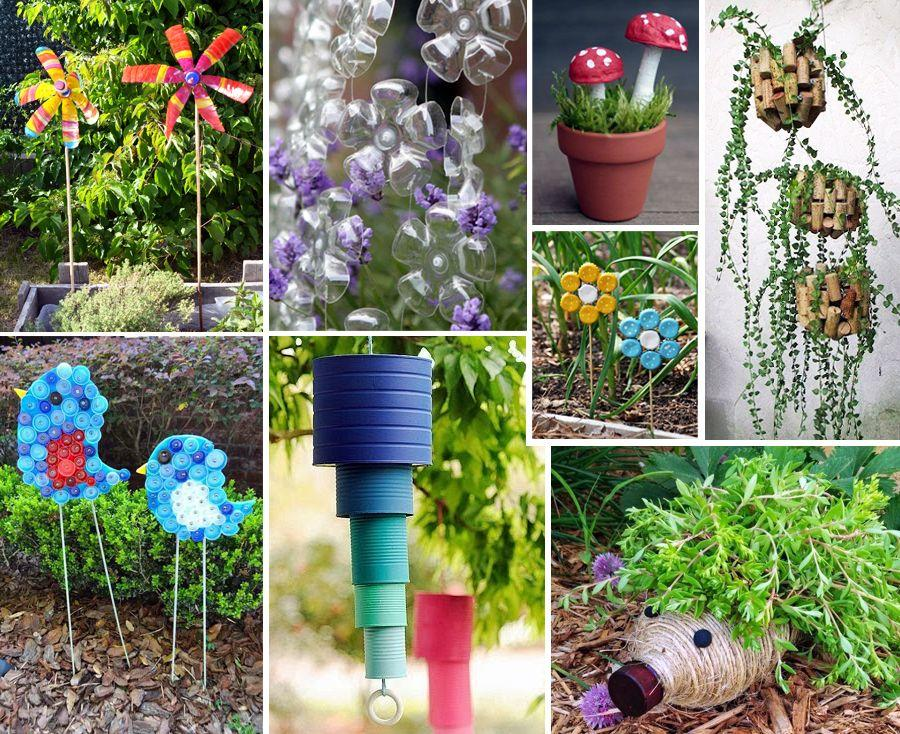 Deco Recup Pour Jardin Simple Superbe Deco De Jardin Avec