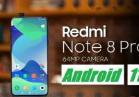 Android 11 for Redmi Note 8 Pro