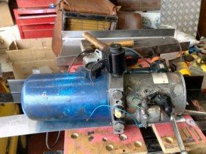 Hydraulic pump | MIG Welding Forum