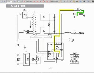 Clarke 150te wire feed speed problem   MIG Welding Forum