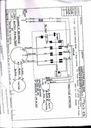 Harrison L5A wiring up   MIG Welding Forum