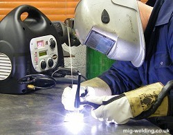 TIG Welding Technique
