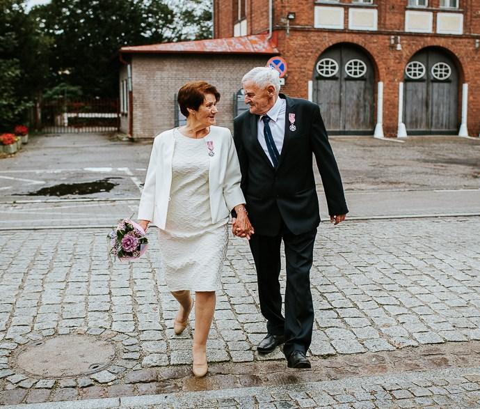 Razem przez życie – Złote Gody – Fotograf Koszalin