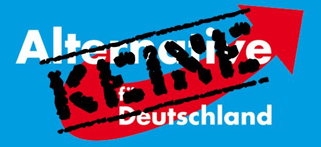 Keine Alternative für Deutschland