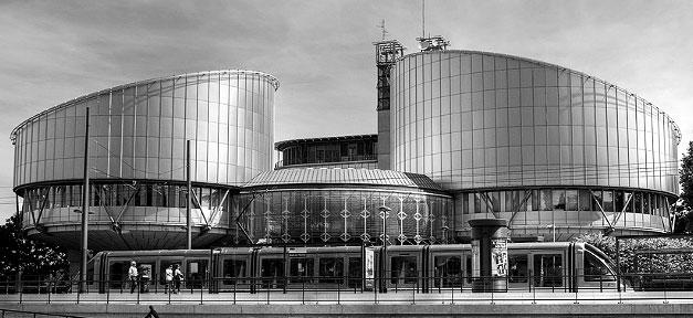 Das Europäische Gerichtshof für Menschenrechte in Straßburg © James Russell @ flickr.com (CC 2.0)