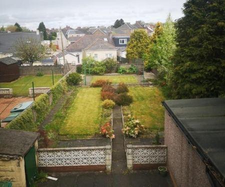 Garden Landscaping Before