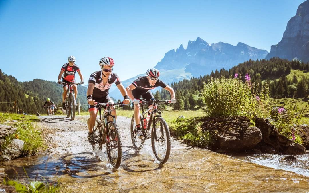 2018 est l'année du vélo en Suisse