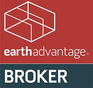 Earth Advantage Broker badge