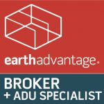 Earth Advantage Broker + ADU Specialist