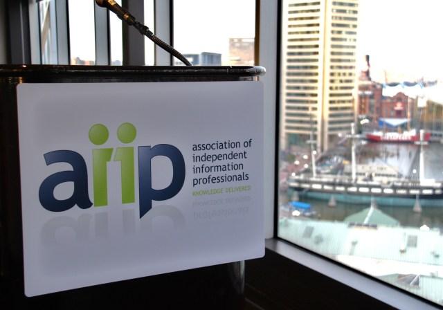 AIIP14 Baltimore Info Pros