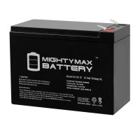 12V 10AH Battery for Electric Scooter Schwinn S180 / Mongoose