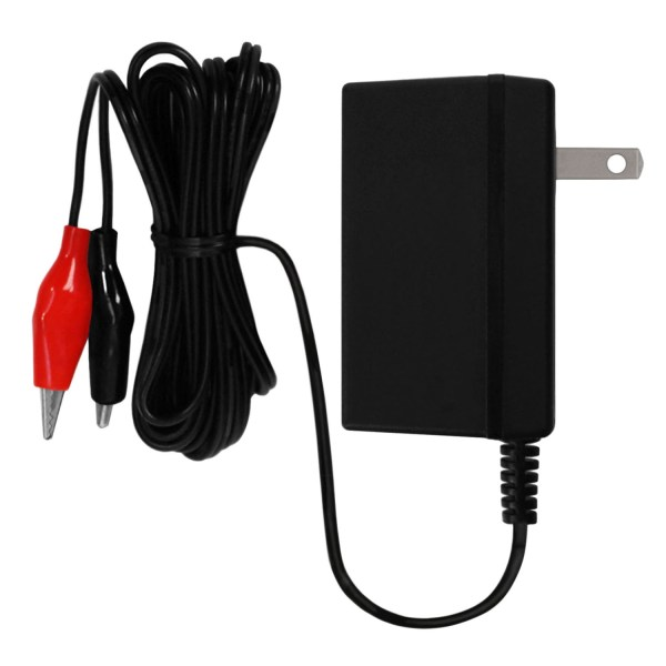 ML-AC612 – 12V /  6V  SLA BATTERY CHARGER