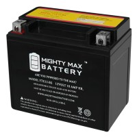 YTX12-BS 12V 10AH SLA BATTERY REPLACEMENT