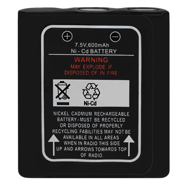 ML-HNN9044 Replacement Battery for Motorola PRO1150, SP10, SP21
