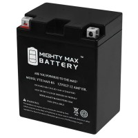 YTX14AH High Performance Maintenance Free SLA AGM Motorcycle Battery