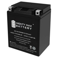 YTX14AHL High Performance Maintenance Free SLA AGM Motorcycle Battery