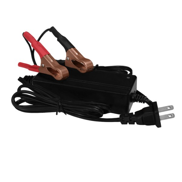 12V 2AMP CHARGER  MAINTAINER for 12V 7AH Verizon Fios Systems Battery