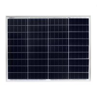 50 Watts Solar Panel 12V Poly Off Grid Battery Charger for Yachts
