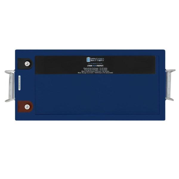 ML4D-LI – 12V 200AH Deep Cycle Lithium Battery