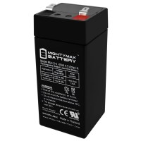 4 Volt 4.5 Ah Sealed Lead Acid Battery