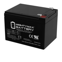 12V 12AH SLA Battery for Pride Mobility Travel Pro 3-Wheel