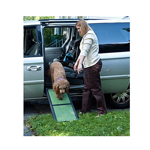 Pet Gear Short Bi Fold Dog Car Ramp Mighty Mite Dog Gear