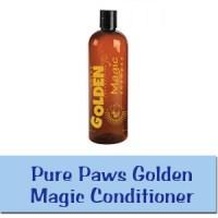 Pure Paws Golden Magic Conditioner