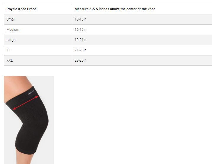 ad0137c10c Back On Track Physio Knee Brace (for People!)