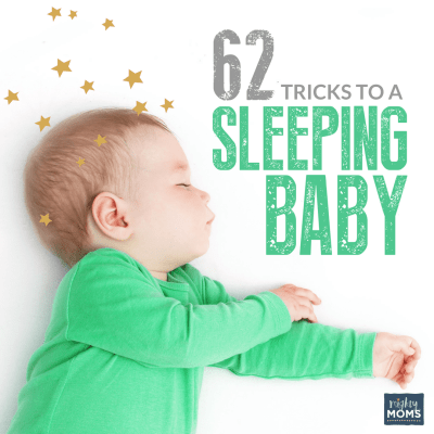 62 Brilliant Tricks to Get a Sleeping Baby