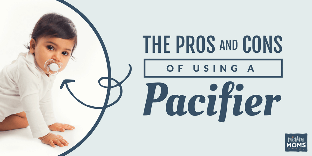 The Pros And Cons Of Using A Pacifier Mightymoms Club