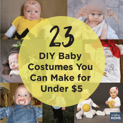 23 DIY Baby Costumes You Can Make for Under $5