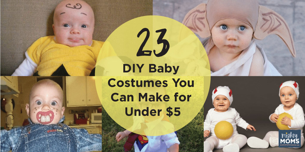 23 diy baby costumes you can make for under 5 incredible infant 23 diy baby costumes you can make for under 5 solutioingenieria Gallery