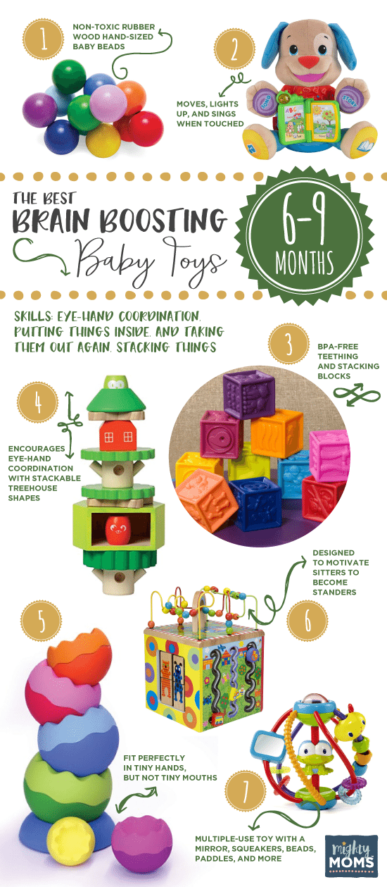 6-9 Months: The Best Brain-Boosting Baby Toys: A Buying Guide for Smart Parents - MightyMoms.club