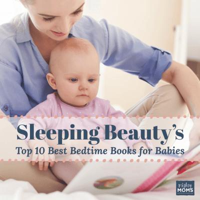 Sleeping Beauty's Top 10 Best Bedtime Books for Babies
