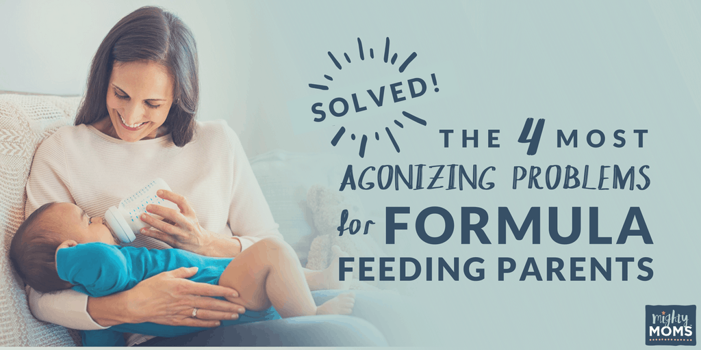 Problems for Formula Feeding Parents - MightyMoms.club