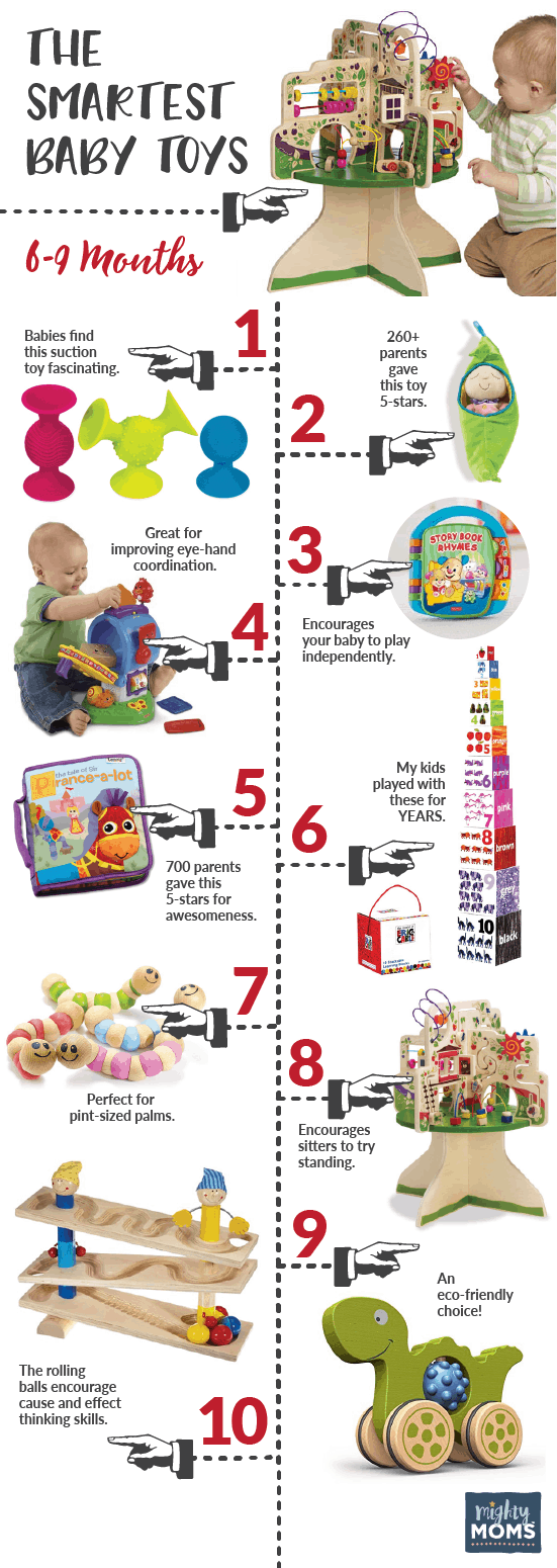 Best Baby Toys How To Hedge Your Bets And Purchase A Winner