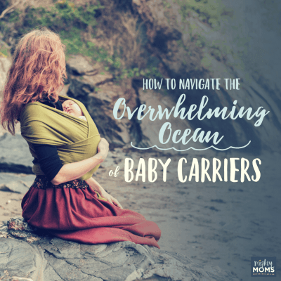 How to Navigate the Overwhelming Ocean of Baby Carriers