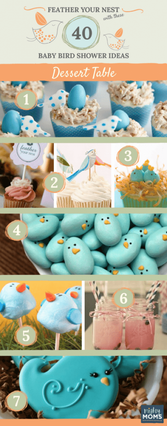 Feather Your Nest With These 40 Baby Bird Shower Ideas Mightymoms Club