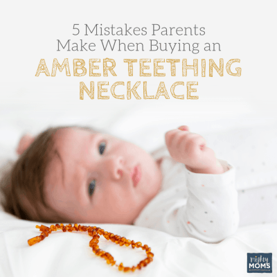 5 Mistakes Parents Make When Buying an Amber Teething Necklace