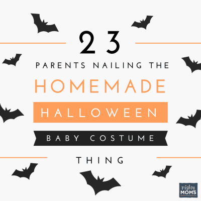 """23 Parents Nailing the """"Homemade Baby Costume"""" Thing"""