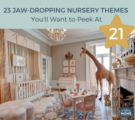 23 Jaw-Dropping Nursery Themes You'll Want to Peek At ~ MightyMoms.club